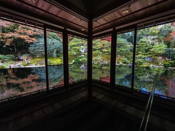 今年2度目の旧竹林院